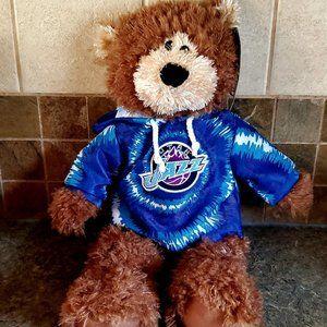 "Official NBA Utah Jazz 18"" Teddy Bear"